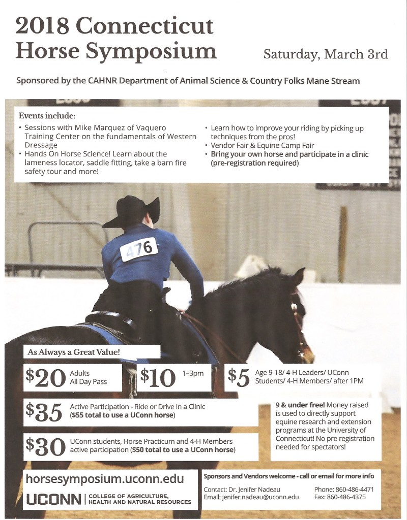 2018 Horse Symposium